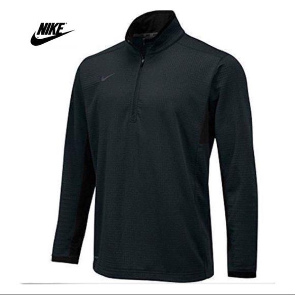 920e14854d29 NIKE Mens Dri Fit Textured 1 2 Zip Pullover TOP